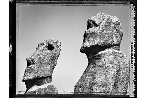 Talking Stones: A photographic sojourn by Elaine Ling published by Kehrer Verlag | Art Daily | Kiosque du monde : Océanie | Scoop.it