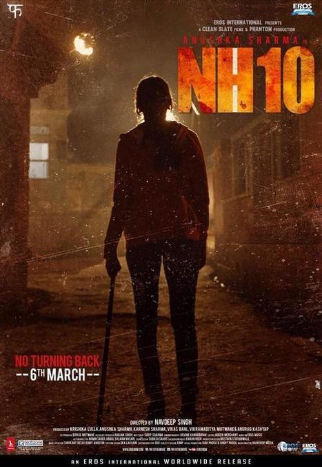 NH10 First Look Out: Anushka Sharma Looks Exciting | Bollywood News,Gossips,Photoshoots,Movie Reviews | Scoop.it