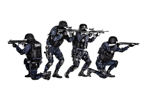 The Feds Have Turned America Into a War Zone: 4 Disturbing Facts About Police Militarization | Criminal Justice in America | Scoop.it