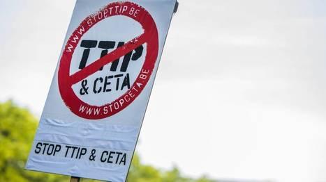 CETA: près de 8000 manifestants à Amsterdam déclarent leur soutien à la Wallonie | Econopoli | Scoop.it