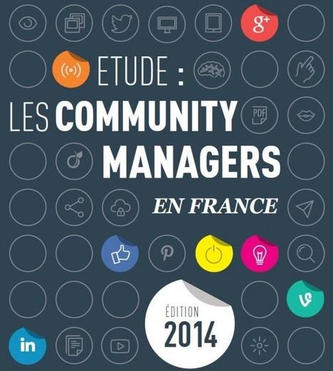 Erepday 2014 : les résultats de l'enquête sur le community management en France   Réseaux sociaux & Community Management   Scoop.it