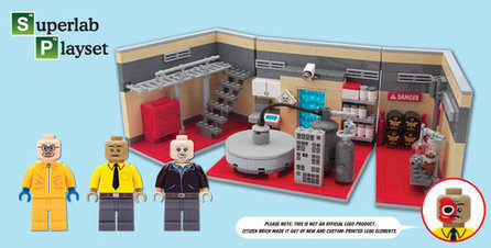 A $250 Lego-like toy meth lab for 'Breaking Bad' fans - KansasCity ...   Heron   Scoop.it