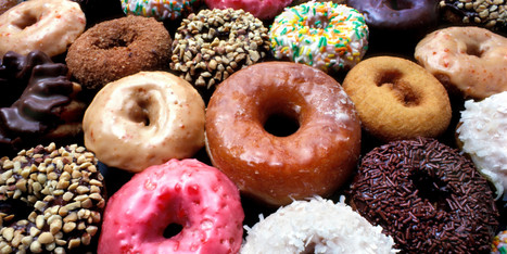Doughnut-Wielding Vandals Terrorize Neighborhood | Quite Interesting News | Scoop.it