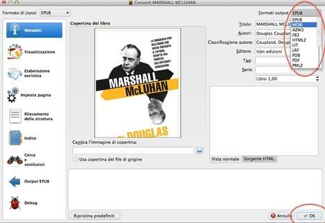 """Come convertire i tuoi eBook nel formato """".mobi"""" di Kindle   Diventa editore di te stesso   Scoop.it"""
