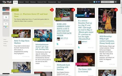 The Wall - breaking news and conversations | Top sites for journalists | Scoop.it