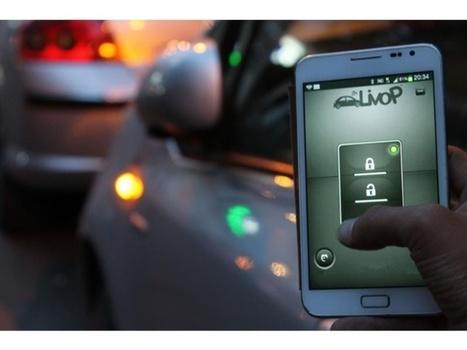 Pour louer une voiture à un particulier, fini l'échange des clés | Opstimisme engagé et innovation | Scoop.it