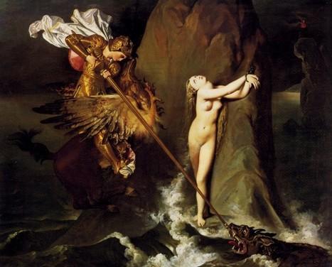Parecen Perseo y Andrómeda… pero no lo son | Mitología clásica | Scoop.it
