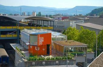 Rooftop farming in Zurich | Aquaponics in Action | Scoop.it