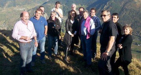 La Préfète découvre la vallée de Grascoueous | Vallée d'Aure - Pyrénées | Scoop.it