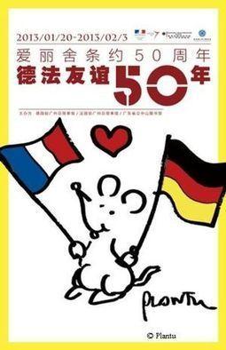 Le 50ème anniversaire du Traité de l'Élysée célébré en Chine - LatitudeFrance | 50e anniversaire du Traité de l'Elysée | Scoop.it