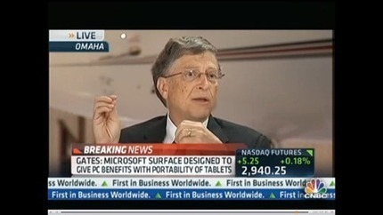 Bill Gates Says iPad Users Are Frustrated Because They Can't Create Office Documents | Is the iPad a revolution ? | Scoop.it
