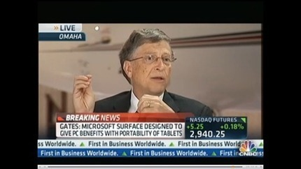 Bill Gates Says iPad Users Are Frustrated Because They Can't Create Office Documents   Is the iPad a revolution?   Scoop.it