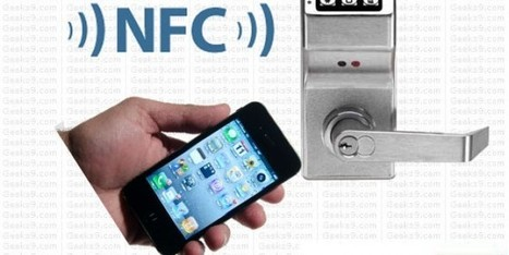 Near Field Communication (NFC) Working and Uses | Geeks9.com | Technology | Scoop.it