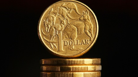 Forex - AUD/USD: Aussie Pares Labor Data-Induced Losses on Oil's Rise - WBP Online | Sentiment Analysis in Finance | Scoop.it