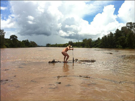 Naked man risks croc death for booze | Quite Interesting News | Scoop.it