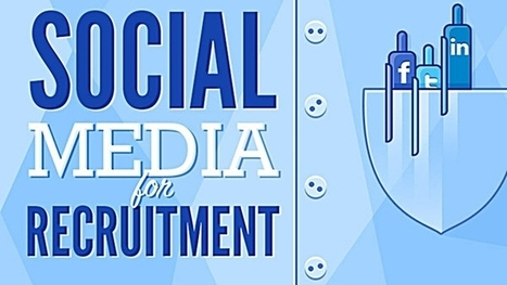 Use Of Social Media For Hiring Is At An All-Time High [Infographic] - Social Barrel | careers | Scoop.it