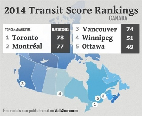 Transit Score: Cascadia Smackdown | Sightline Daily | Sustainability Science | Scoop.it