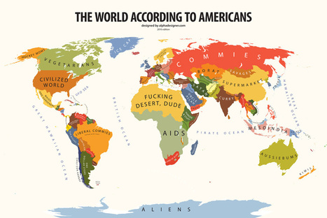 The World According to Americans (& other bigotries). | samilikesit | Scoop.it