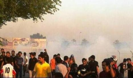 Bahraini regime forces attack funeral procession of Omran al-Seyed | Human Rights and the Will to be free | Scoop.it