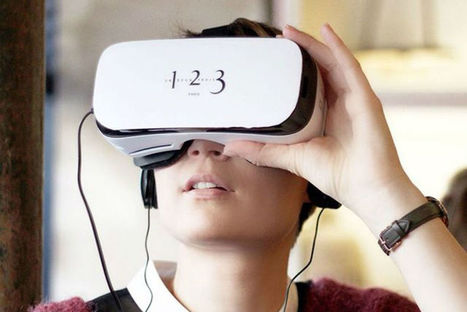 La réalité virtuelle, la nouvelle solution pour créer l'événement et générer du trafic... | web@home    web-academy | Scoop.it