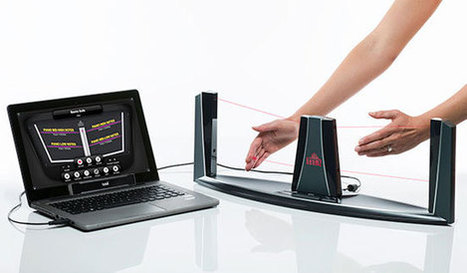 The Tobii Edition Beamz Interactive Music System | Independent Living | Scoop.it