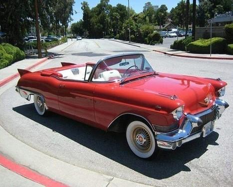 #234 ❘ Cadillac | # HISTOIRE DES ARTS - UN JOUR, UNE OEUVRE - 2013 | Scoop.it