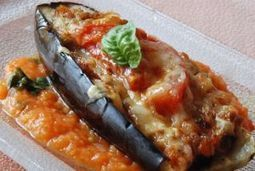 Eggplant with Garlic - delicious food from Romania   Recipes and Foods   Scoop.it