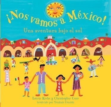 Spanish Stories for Kids – Nos Vamos a México Activities | Languages and their effects on the brain. | Scoop.it