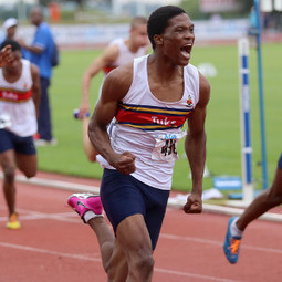Gift sets new SA youth record - SuperSport | World Athletics Track and Field | Scoop.it