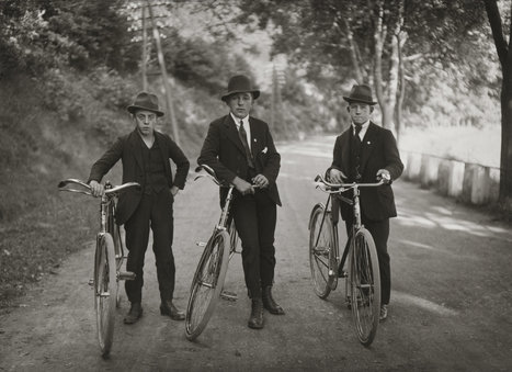 A New Look at August Sander's 'People of the Twentieth Century'   Backstage Rituals   Scoop.it