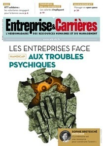 Les entreprises face aux toubles psychiques   Le Kiosque - GEA   Scoop.it