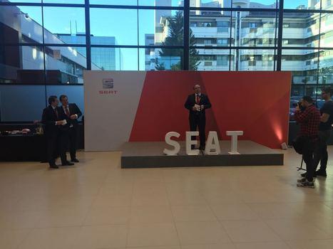 Seat renueva las instalaciones de Paseo de la Castellana | Salvador Marco - Jefe de Taller | Scoop.it