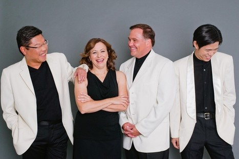 A boxer, a stellar string quartet and a slice of Summerfest   KC Independent   OffStage   Scoop.it
