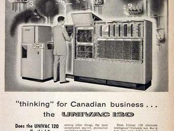 la primer computadora | La historia del ordenador | Scoop.it