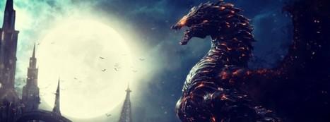 Amazing Dragon Facebook Covers   GamerCoversForFacebook   Scoop.it