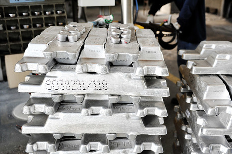 원재료, 알루미늄 그리고 용해   Aluminium du siècle 21   Scoop.it
