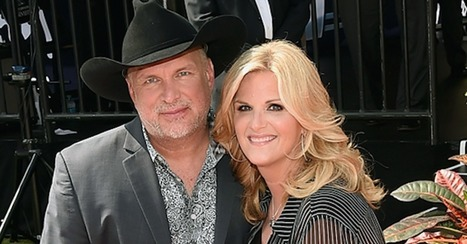 Garth Brooks and Trisha Yearwood reveal the moment they knew they were meant for each other | Country Music Today | Scoop.it