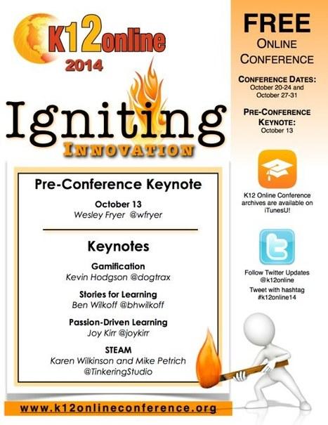 Announcing K12 Online 2014 Presenters | ICT & Social Media in Education | Scoop.it