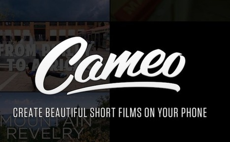 Vimeo rachète Cameo, l'Instagram de la vidéo - FrenchWeb.fr   Vidéo & Photo Bon plan   Scoop.it