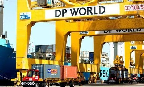 DMCA Signs 'Maritime Innovation Cooperation Agreement' With DNV GL - Marine Insight   dubai logistics   Scoop.it