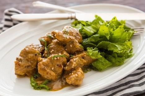 Dorie Greenspan's Quick-Cook Honey-Mustard Pork | good looking recipes | Scoop.it