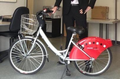 Le futur Vélo'V pour enfant dévoilé en photo - LyonCapitale.fr | Mobilité durable | Scoop.it