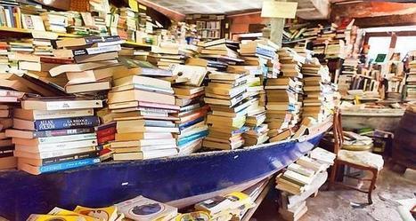 Ranger sa bibliothèque avec Georges Perec | ce que j'aime dans les bibliothèques | Scoop.it