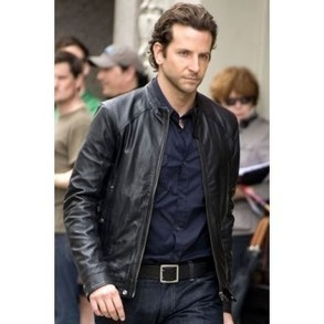 The Dark Fields Eddie Spinola (Bradley Cooper) Jacket | The most wanted apparel leather jacket is on your way | Scoop.it