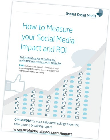 How To Accurately Measure Your Social Media Impact and ROI | Social Media ROI and KPIs | Scoop.it