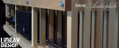 LineAV Design - Manufacturier de meubles Québécois de prestige pour audiophiles | Art et créativité | Scoop.it