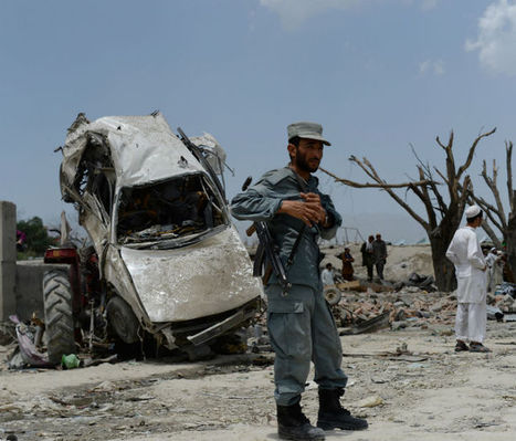 The United States Has Outspent the Marshall Plan to Rebuild Afghanistan | Upsetment | Scoop.it