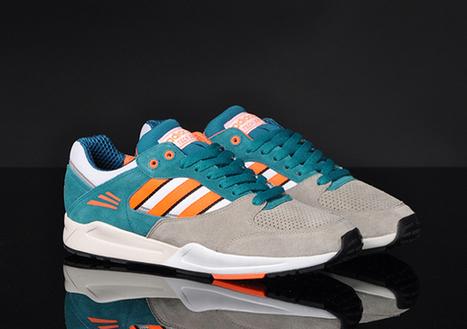 Adidas Originals Tech Super Miami - oneMesh | onemesh | Scoop.it