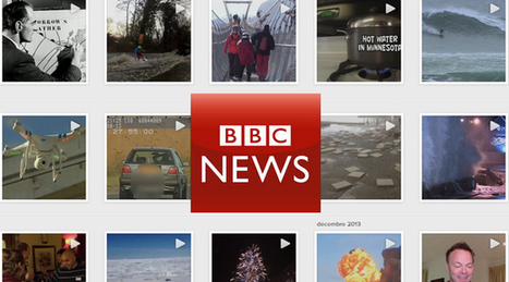 Instafax, quand la BBC tease l'info sur Instagram   mySocialTV   Scoop.it