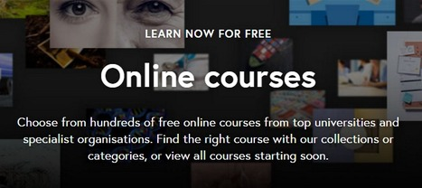 Find a Free Online Course -  100's of Free Online Courses from top universities & Specialist organisations | Technology in Business Today | Scoop.it